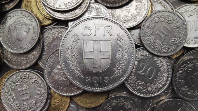 banca centrale svizzera e tassi d'interesse