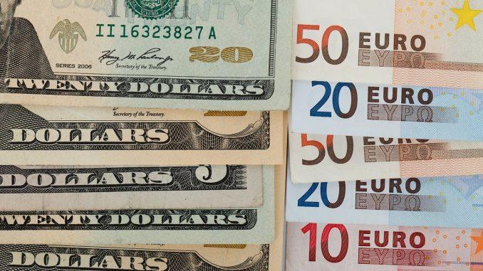 euro dollaro eurusd